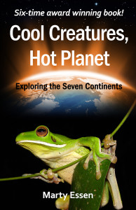 Kobo and iBook add Cool Creatures, Hot Planet