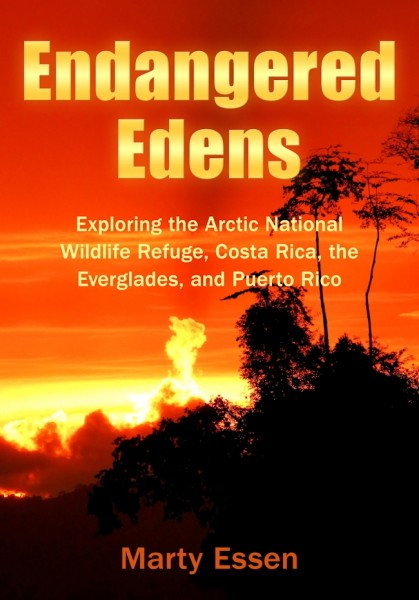 Two-for-one special on signed copies of Endangered Edens!