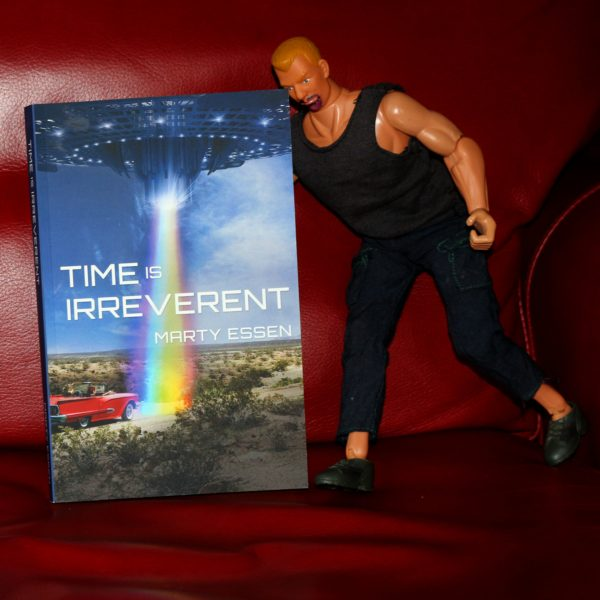 The proof of Time Is Irreverent has arrived!