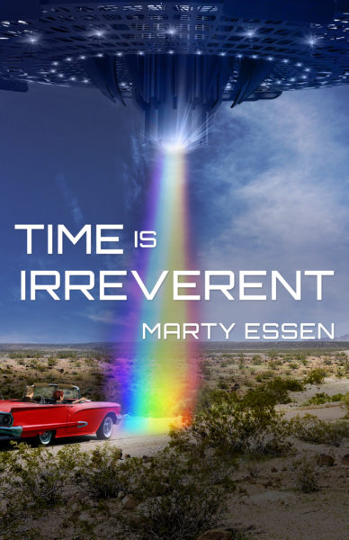 Big news for Time Is Irreverent and the upcoming sequel