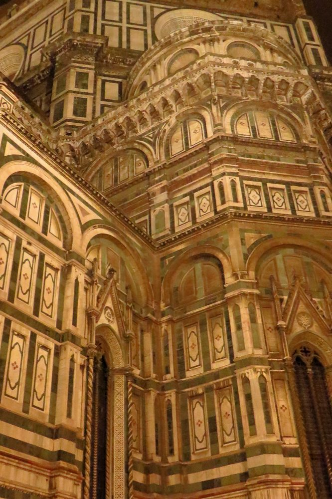 The Florence Cathedral—just a little church in Italy