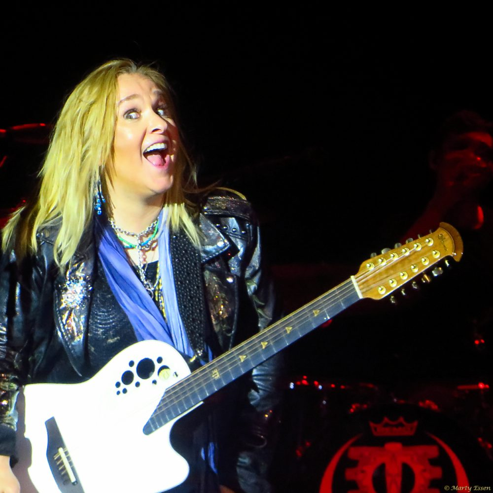Melissa Etheridge brings smiles to Missoula