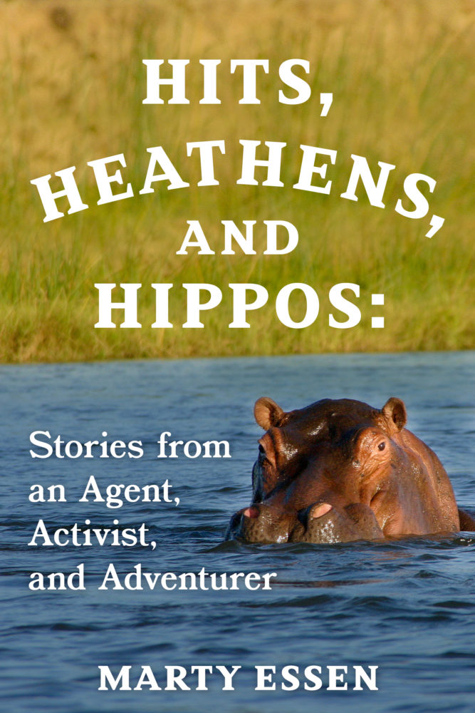Hits, Heathens, and Hippos cover reveal